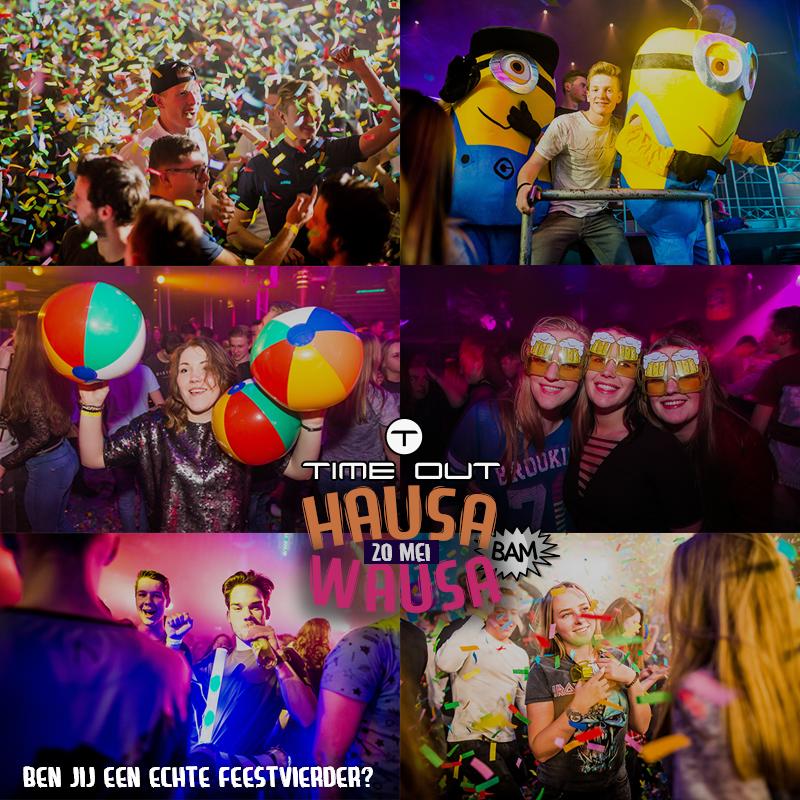 hausawausa-feestvierder