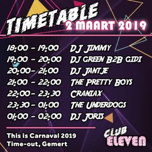 Time Tbl